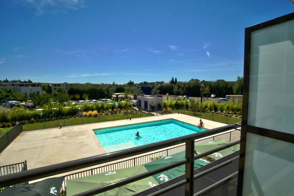 Kosy Appart Hotêl - Avignon Campus Del Sol Esplanade - KOSY Appart