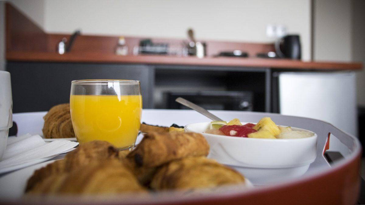 Kosy Appart Hotêl - Nancy Coeur de ville - Résidence Coeur de Ville à Nancy – Petits-déjeuners